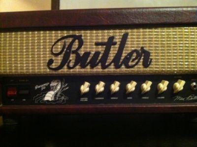 Max Butler Amps » Butler Amp eBay Auctions